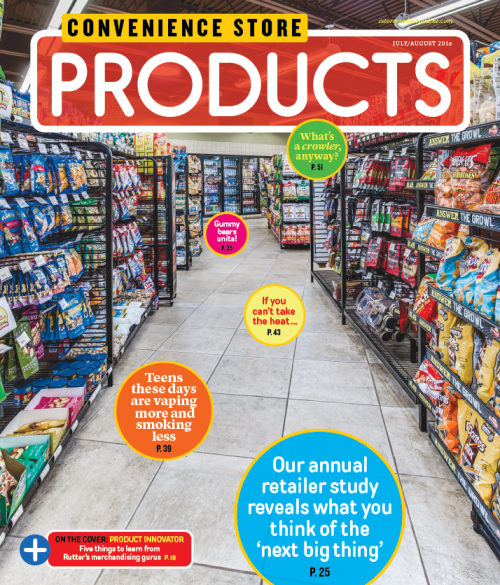 Convenience Store Products magazine July-August 2016