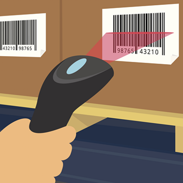 Scanning a Product