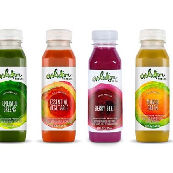 Starbucks Evolution Juice Brand