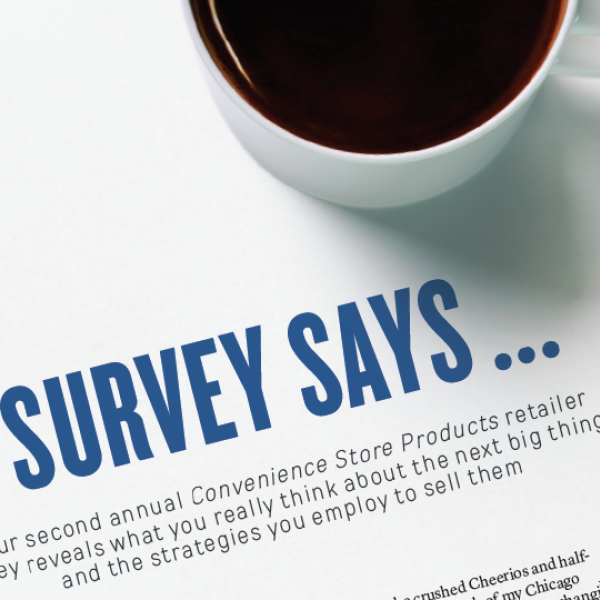 second annual Convenience Store Products retailer survey