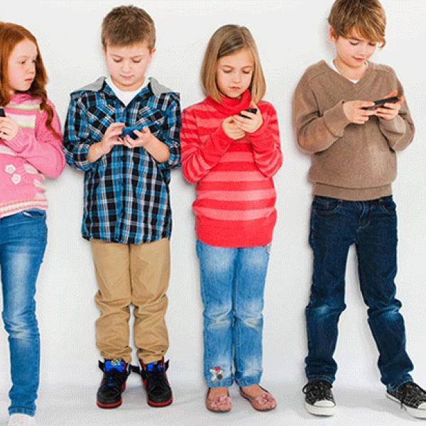 Generation Z mobile phones