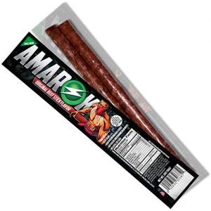 Superpowered Nutrition Amarok beef sticks