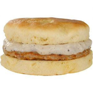 land mark products day-n-night bites biscuit sausage gravy