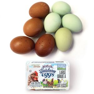 nestfresh heirloom eggs