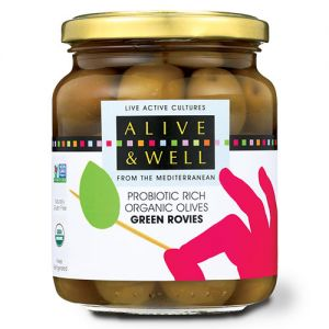 alive and well probiotic olives