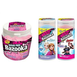 Bazooka Sugar Free Bubble Gum