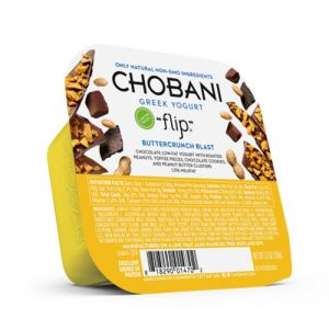 chobani flip buttercrunch