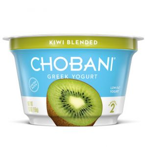 Chobani seasonal flavors