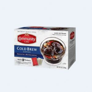 Community Coffee Co. Cold Brew Coffee