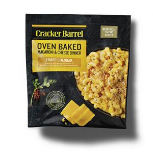 Cracker Barrel Oven Baked Macaroni & Cheese Dinners