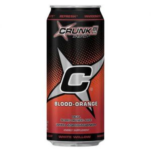 Crunk Energy Blood-Orange
