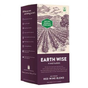 Delicato Family Vineyards Earth Wise Vineyards Red Wine Blend