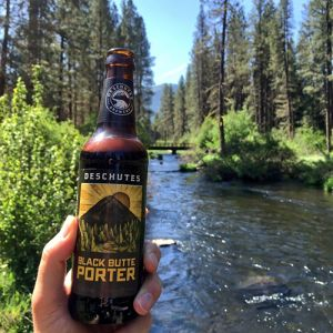 Deschutes Black Butte and Mirror Pond promotion