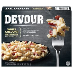 Devour frozen meals