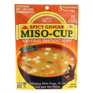 Edwards Miso Cup