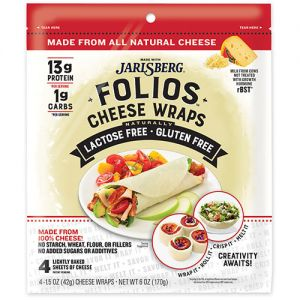 folios cheese wraps
