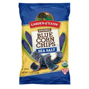 garden of eatin blue corn chips