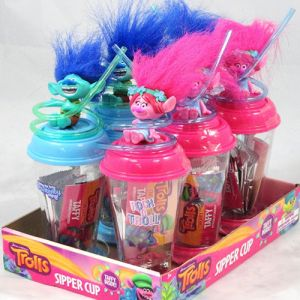 "Hilco ""Trolls"" Sipper Cup with Taffy"