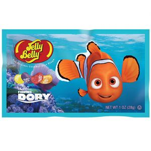 "Jelly Belly ""Finding Dory"" collection"