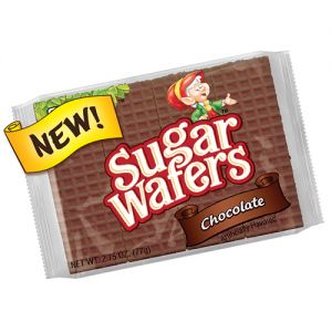 Keebler Chocolate Sugar Wafers