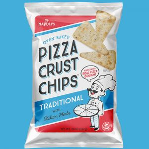 Napoli's Pizza Crust Chips