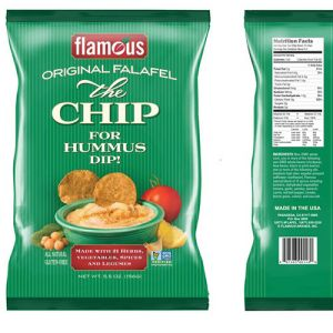 Flamous Original Falafel Chips
