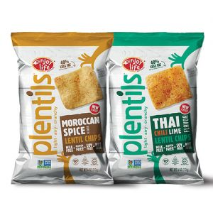 Enjoy Life Foods Thai Chili Lime and Moroccan Spice Plentils