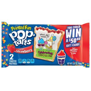 Kellogg Slurpee birthday Pop-Tarts