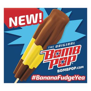 Wells Banana Fudge Bomb Pop