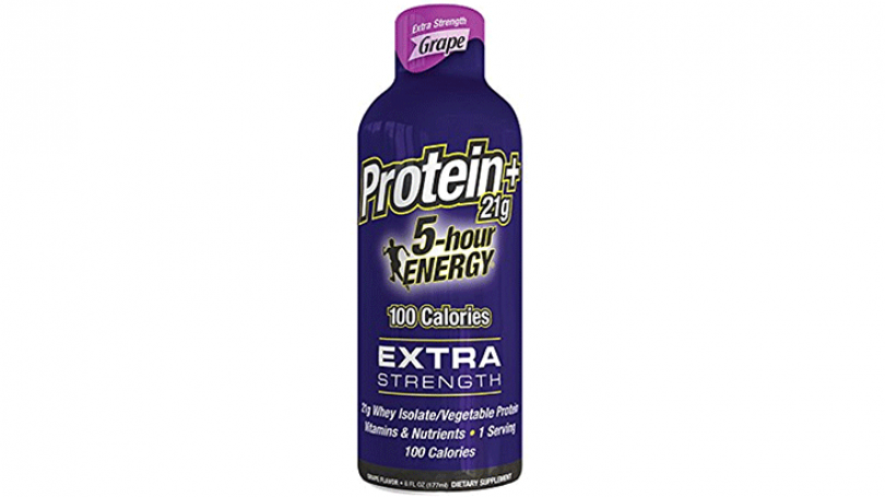 5-hour Energy Protein