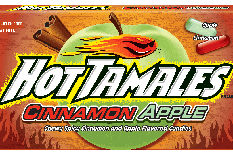 Cinnamon Apple Hot Tamales