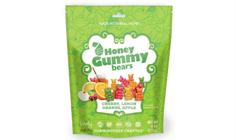lovely honey gummies