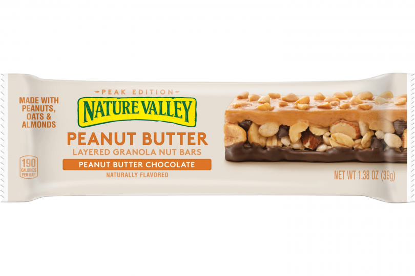 Nature Valley Layered Bar