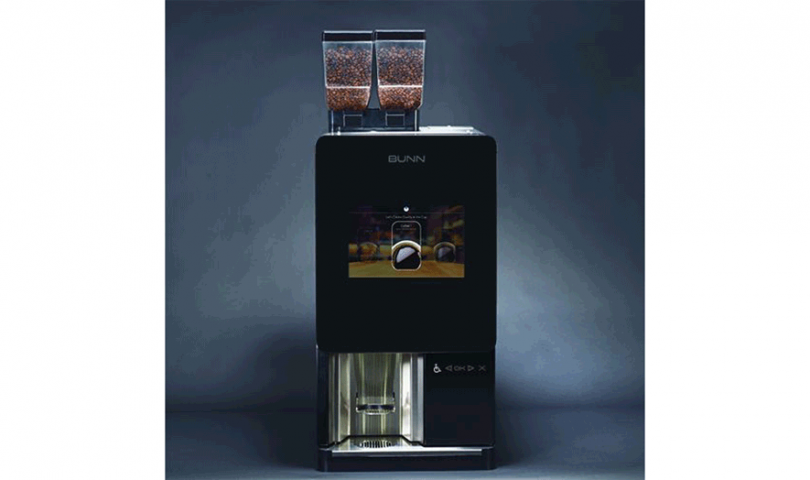 BUNN® Sure Immersion™ Bean-to-Cup Coffee