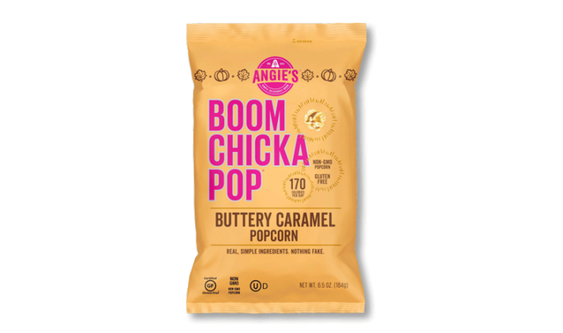 Angie's Boomchickapop Buttery Caramel Popcorn