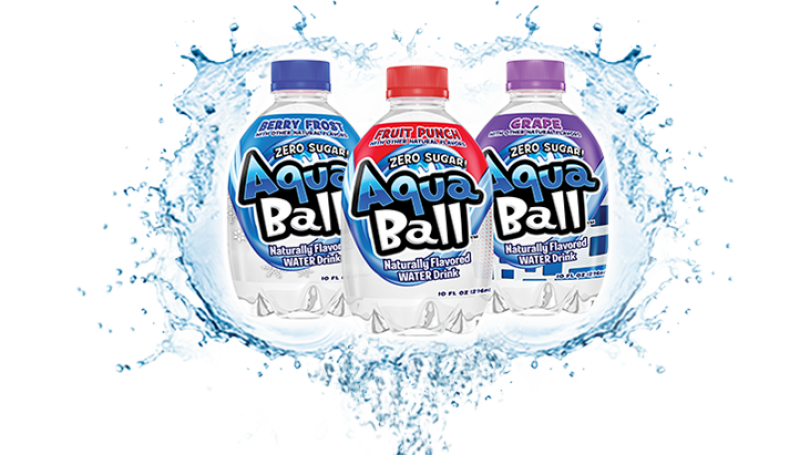 True Drinks Aqua Ball