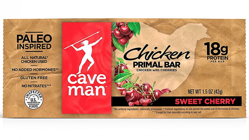 Caveman Chicken Bar : Trendspotting natural snacks to watch cs products