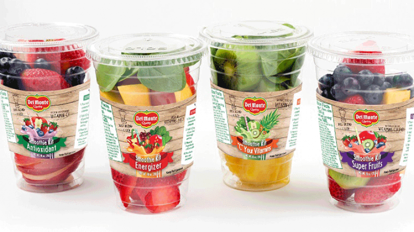 Del Monte Smoothie Kit