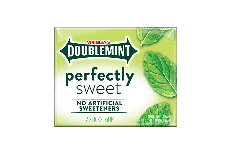 Doublemint Perfectly Sweet Gum