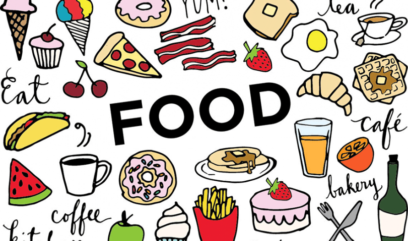 Food graphic