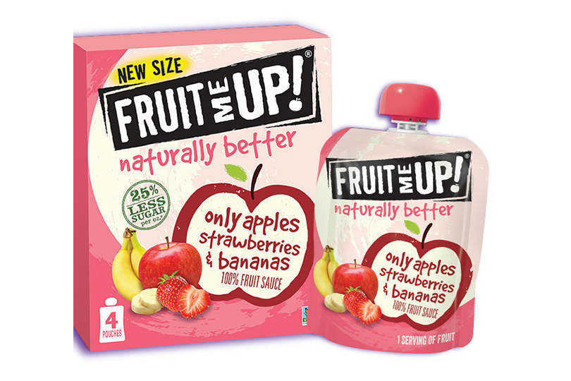 Fruit Me Up snack