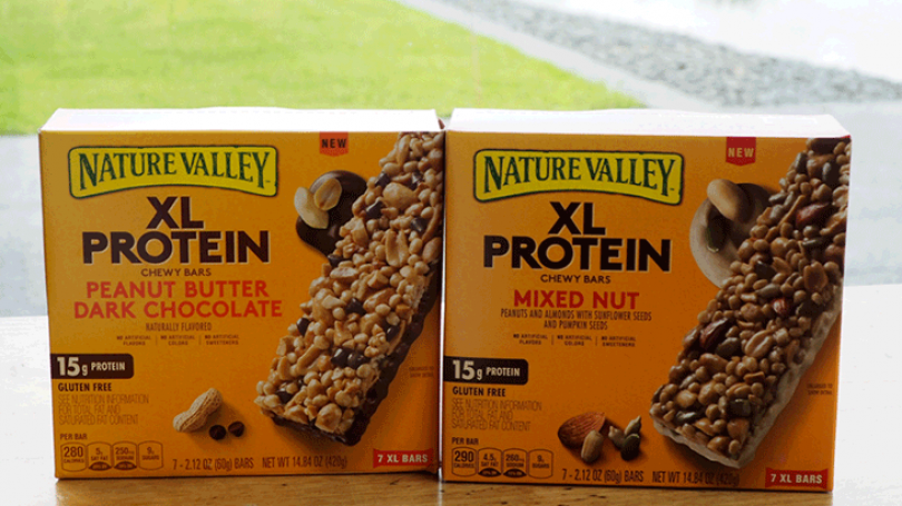 Nature Valley XL Protein Chewy Bars