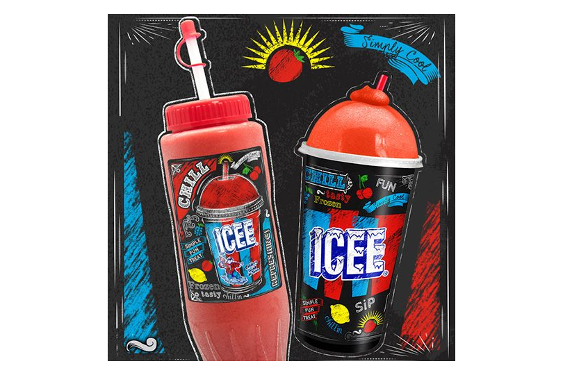 promotional Icee cups