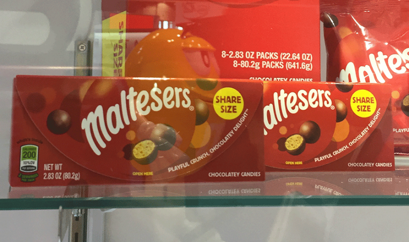 Mars Wrigley Confectionery Maltesers