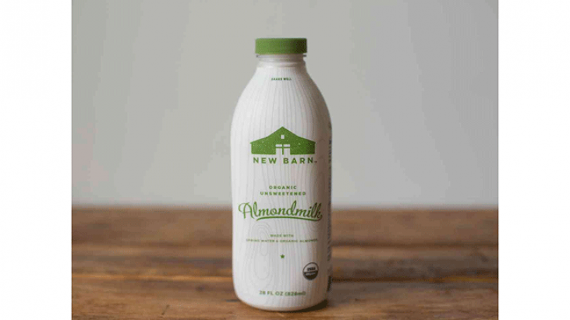 New Barn Almond Milk Whole Foods
