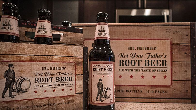 Not Your Father's Root Beer