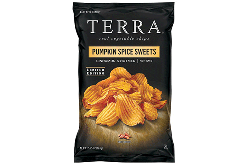 Terra Pumpkin Spice Sweets Chips