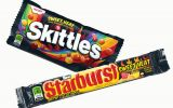 Skittles and Starburst Sweet Heat Candy