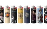 Special edition Music Legends Series lighters