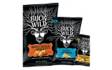 Buck Wild tortilla chips, popcorn and snack mix rollout